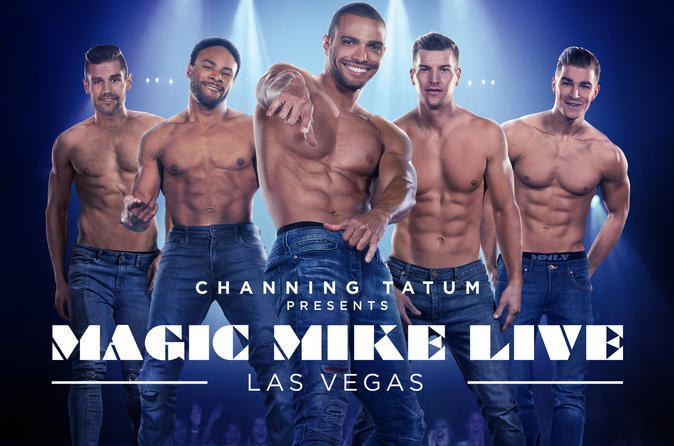 Poster of Magic Mike in Las Vegas