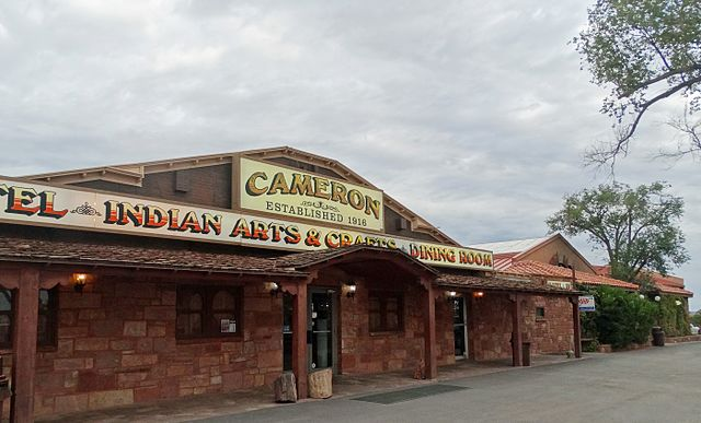 Experience the Past at the Cameron Trading Post