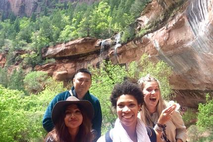 Zion Mountain