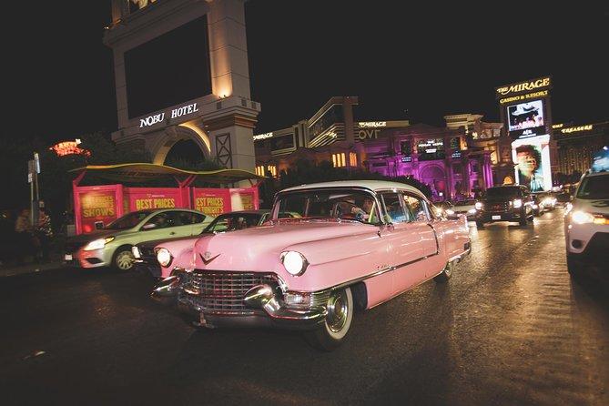 Pink Cadillac Tour of Las Vegas