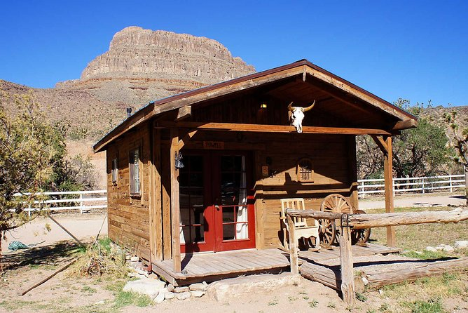 Ultimate Grand Canyon Cabin Experience